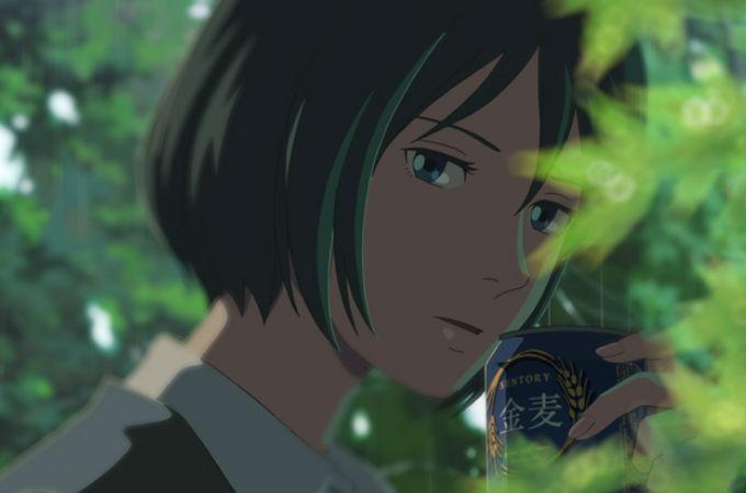 に出てたユキちゃん先生って言の葉の庭のユキノ先生だよね?