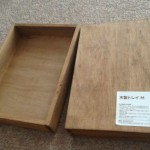 【百均セリアDIY】超簡単!木製ケース自作してみた!