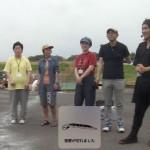 【愛知県扶桑町でマジックショー】お祭りの野外ステージに忍者が出張!