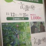 【2016年期間限定】千円で言の葉の庭が映画館で観れるぞ!!